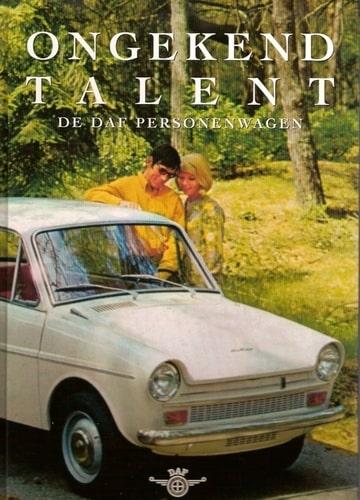 Boek Ongekend Talent: de DAF personenwagen