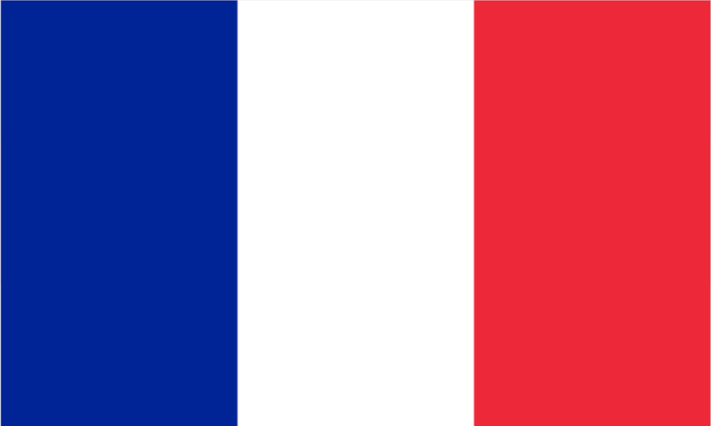 Franse vlag / French flag